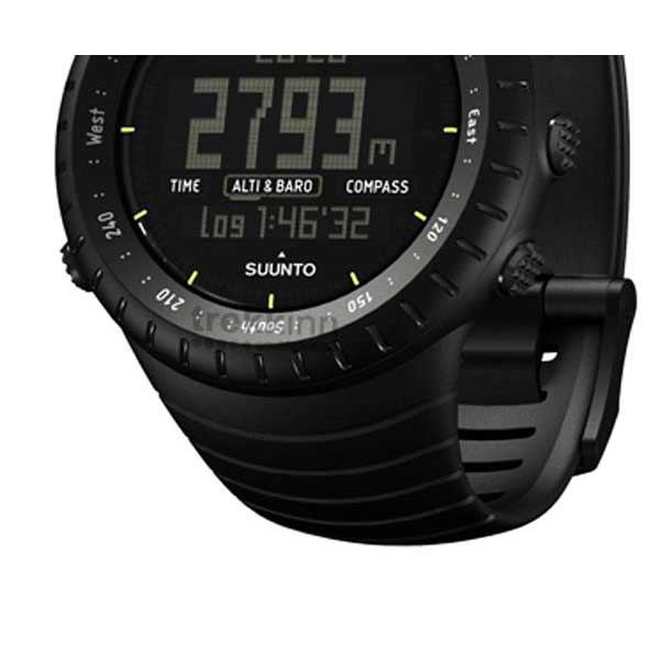 d27121f60e7 Suunto Core All Black buy and offers on Runnerinn