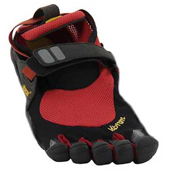 sports shoes ae392 f1c92 Vibram fivefingers KSO TrekSport Red