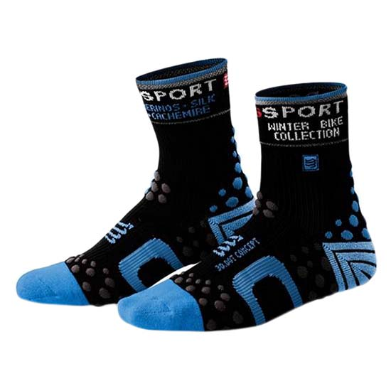 Compressport Winter Bike Socks