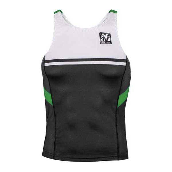 Santini Tre Triathlon Tank Top