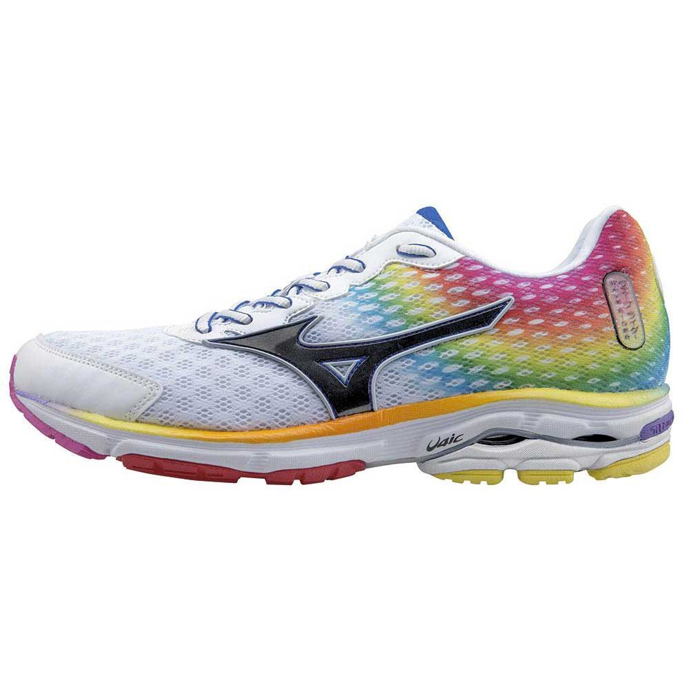 new style 5aed3 ba309 Mizuno Wave Rider 18 Osaka buy and offers on Runnerinn