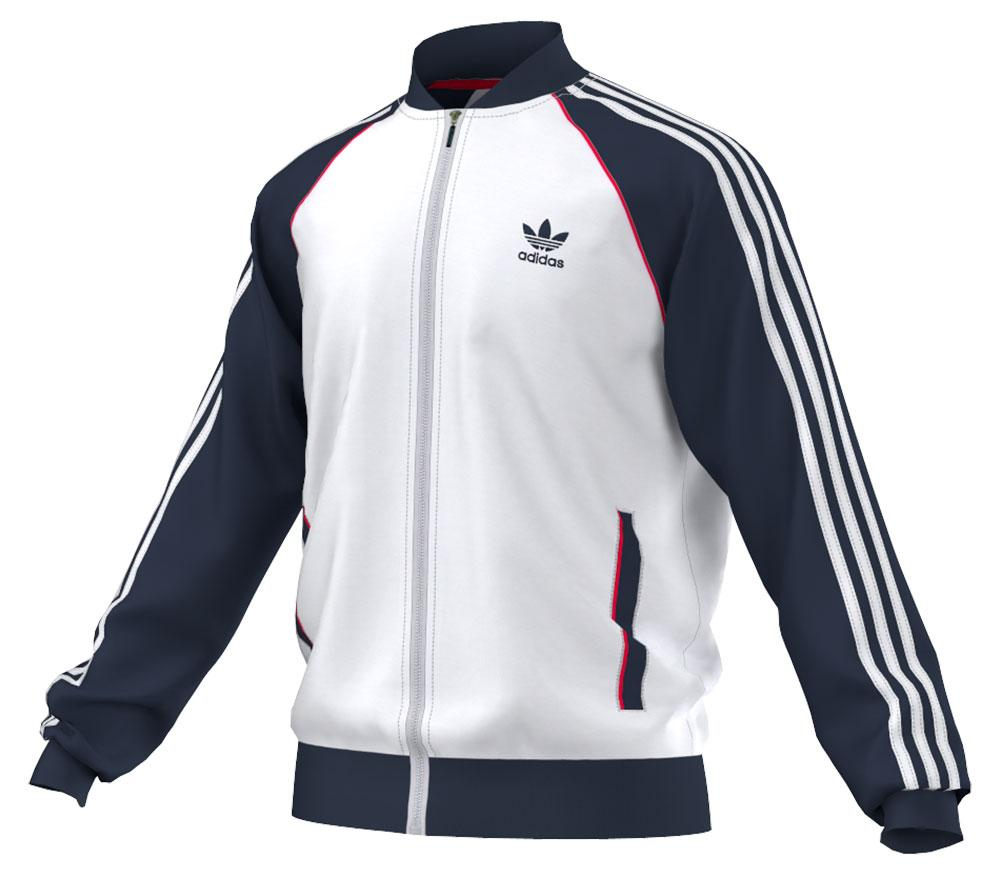 differently e1647 9cd53 adidas originals Sst Tracktop Navy buy and offers on Runnerinn