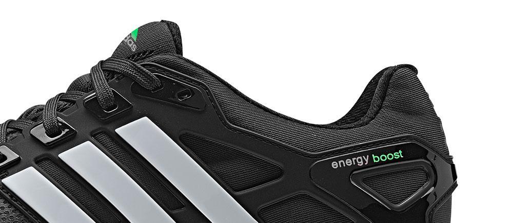 ADIDAS Energy Boost 2 0 ATR grey blue white unboxing on feet