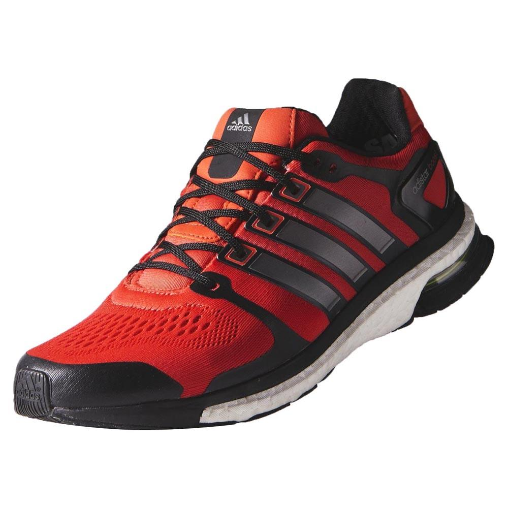 wholesale dealer c223b ea541 ... men s adidas adistar boost esm red athletic sport running shoes b26735  ...