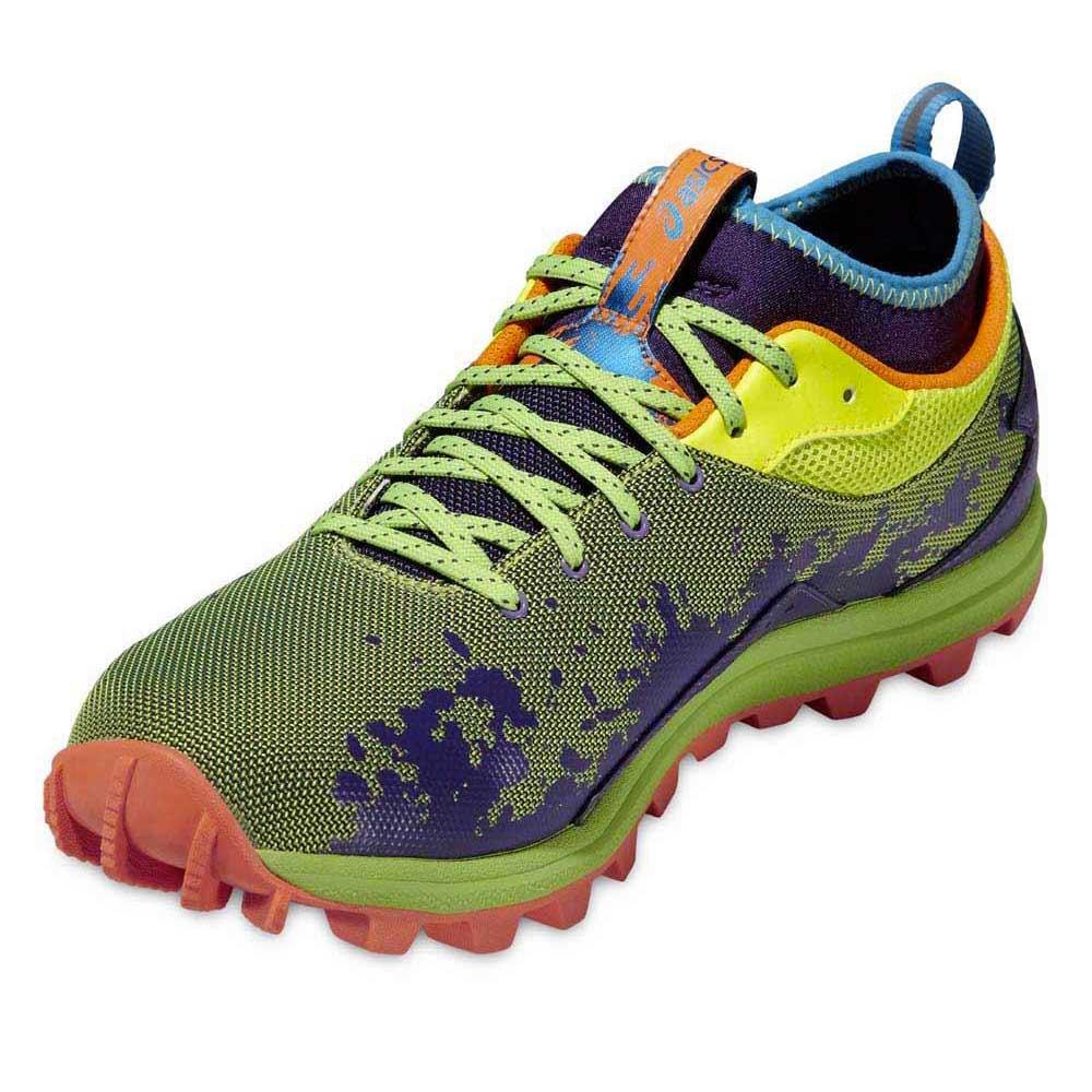 Asics Gel Fuji Trail Running Shoes Review