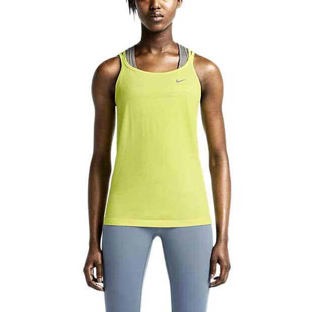 d1de2c451ac35 Nike Dri Fit Knit Tank buy and offers on Runnerinn