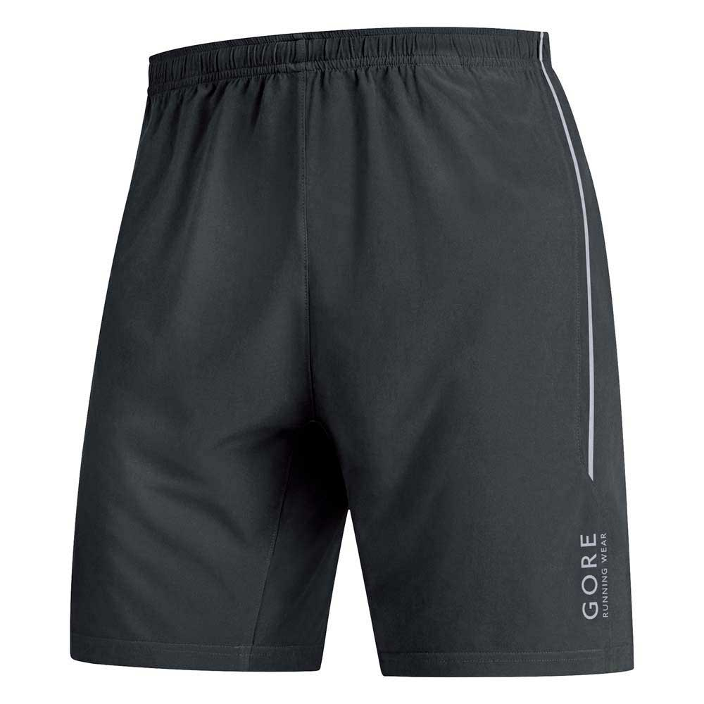 Gore running Mythos Race Shorts
