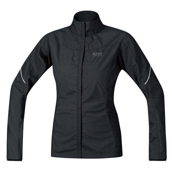 Gore running Jacket Essential As Partial Windstopper