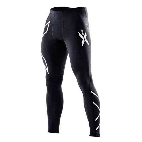 2xu Thermal 3/4 Compression Tights Logo