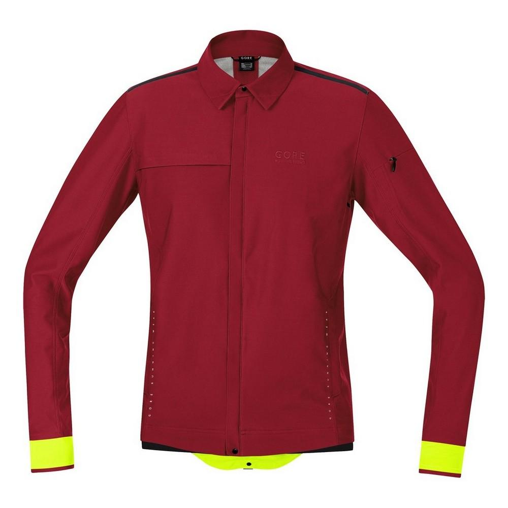 Gore running Urban Run Wind Stopper So Jacket