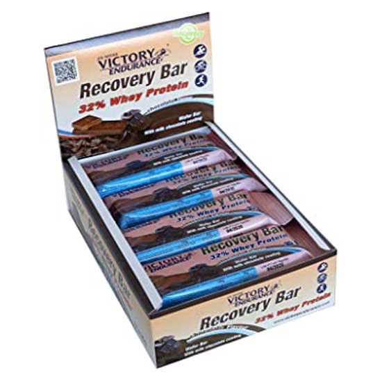 Weider Victory Endurance Recovery Bar Chocolate 35 g x 12 buy and ...