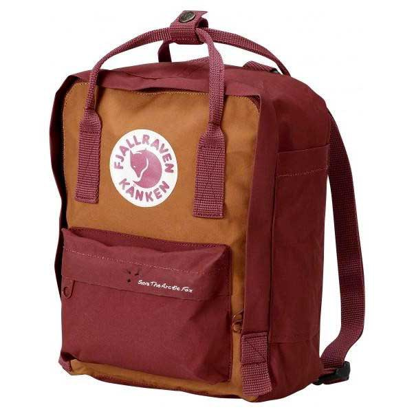 Fjällräven Save the Arctic Fox Kånken Mini