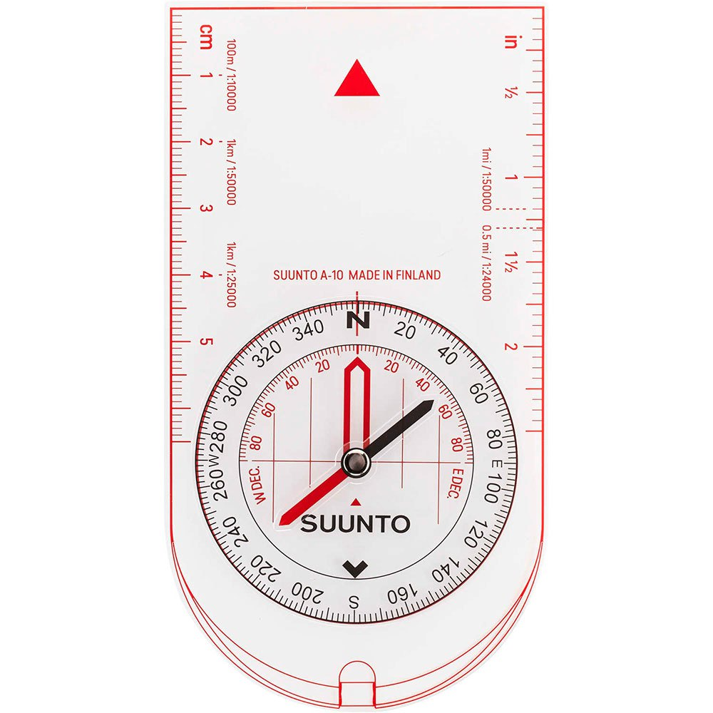 Suunto Instruction Compass Ic 20 In