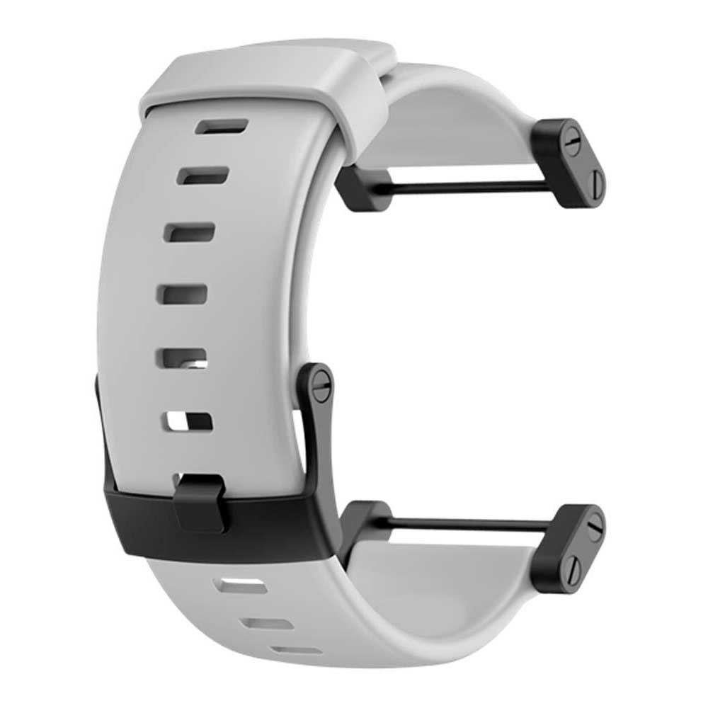 Suunto Core Crush White Flat Silicone Strap