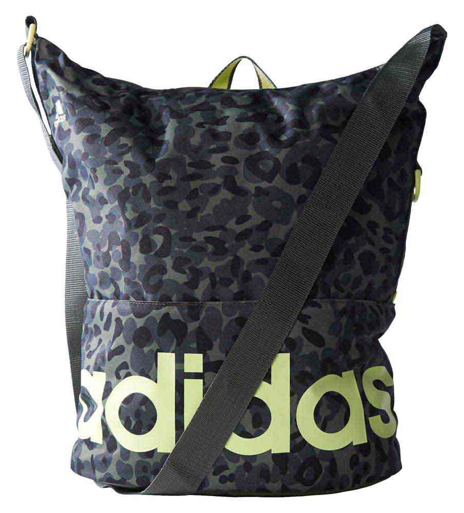adidas Linear Performance Shoulderbag Base Flash Yellow 7fd38bb6554bd