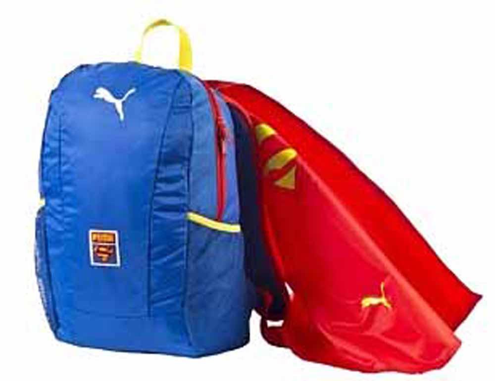 37df56ece48a Puma Puma Superman Cape Backpack Kids