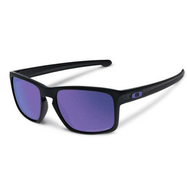 Oakley Sliver Matte Iridium Polarized