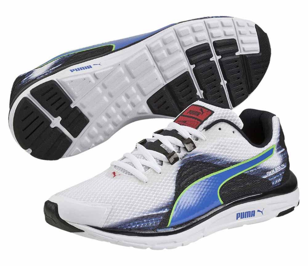 08d5d61f6922bc Puma Faas 500 V4 White buy and offers on Runnerinn