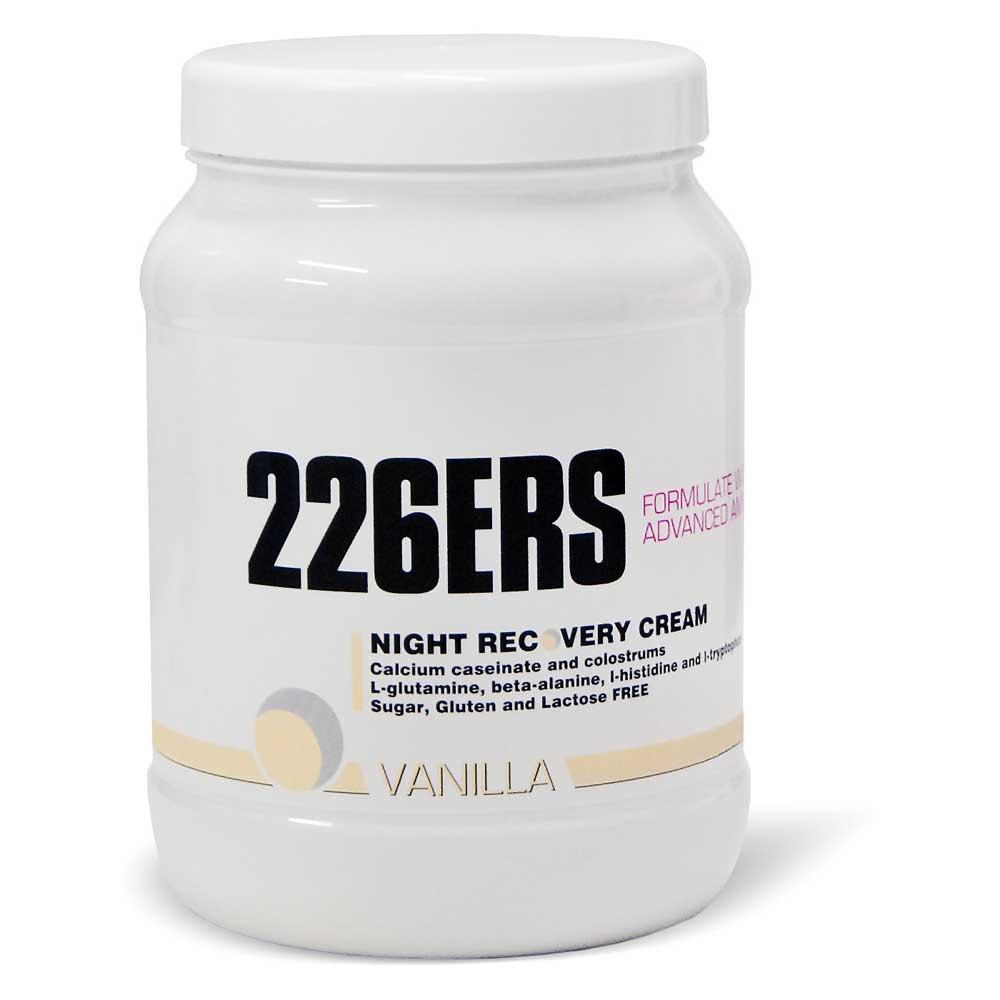 226ers Night Recovery Cream Vanilla 500gr