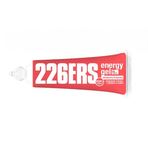 226ers Energygrel Strawberry/Banana 25gr