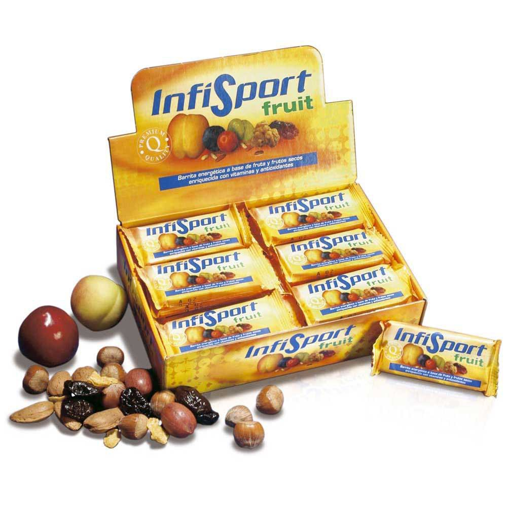 Infisport Fruit Bar 40gr x 24