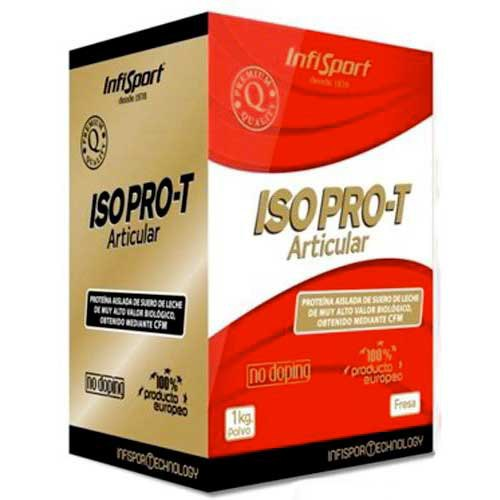 Infisport Iso Strawberry