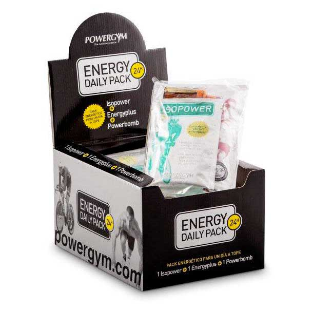 Powergym Daily Pack 10 Unidades