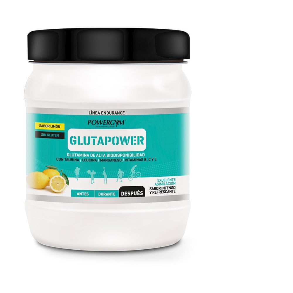 Powergym Glutapower 600 g Lemon