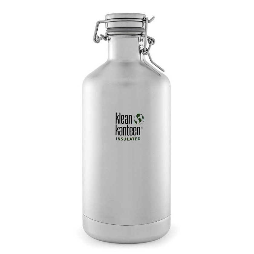 Klean kanteen 1.90 L Classic Vacuum Insulated Growler With Swing Loktm Cap