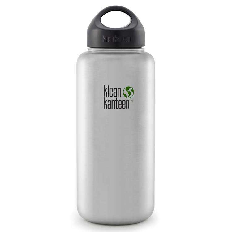 Klean kanteen Kanteen Wide With Stainless Loop Cap 1.2L