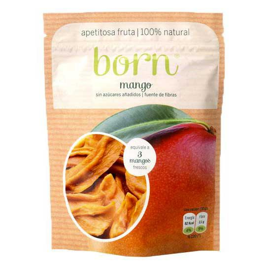 Born fruits Semi Dehydrated Mango