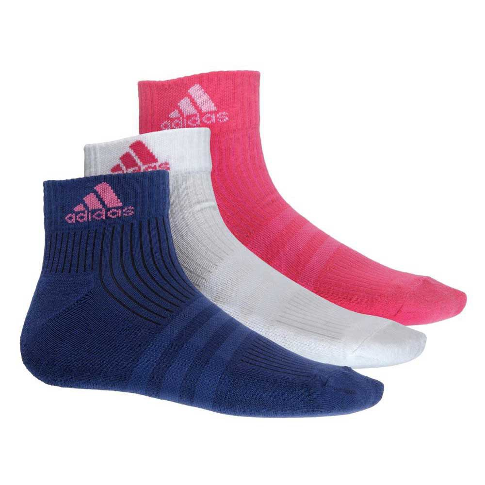 best sneakers a9949 8084e adidas 3s Performance Ankle Half Cushioned 3pp, Runnerinn