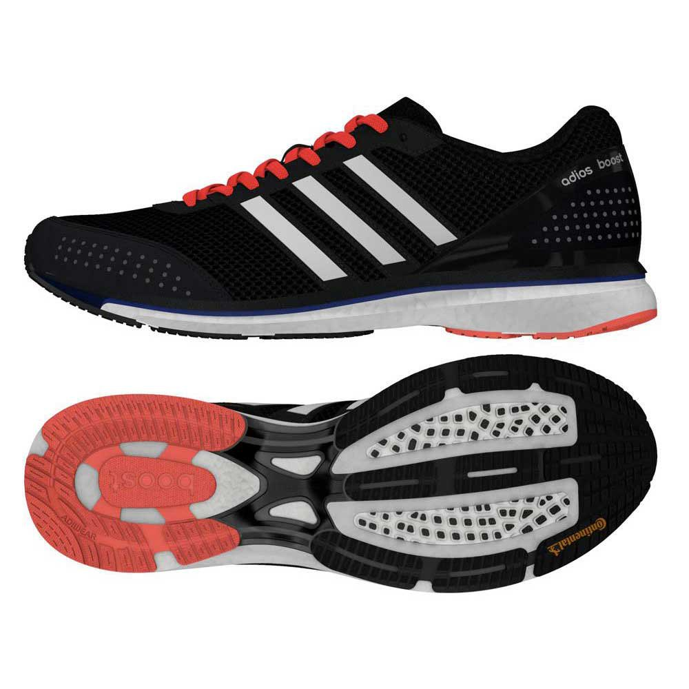 adidas adizero adios boost 2 buy and offers on runnerinn. Black Bedroom Furniture Sets. Home Design Ideas