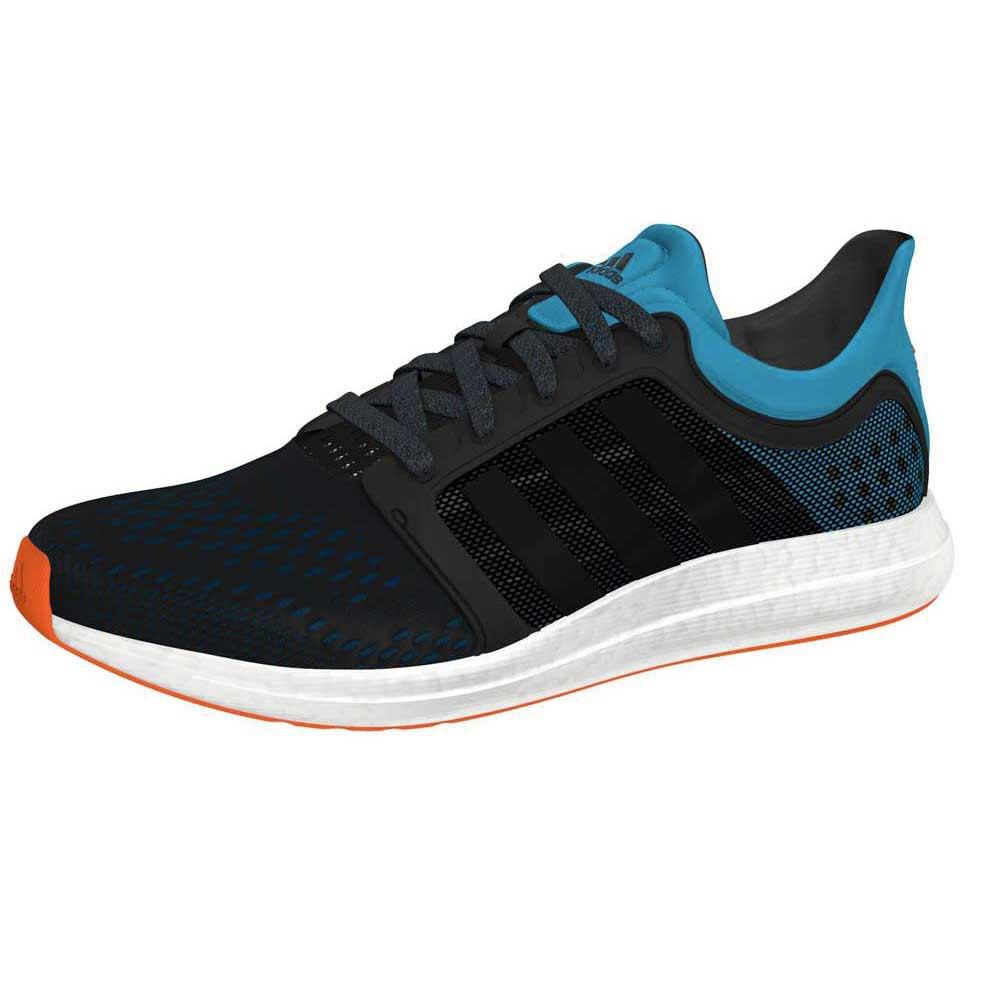 adidas cc rocket boost nero / solar blue, runnerinn