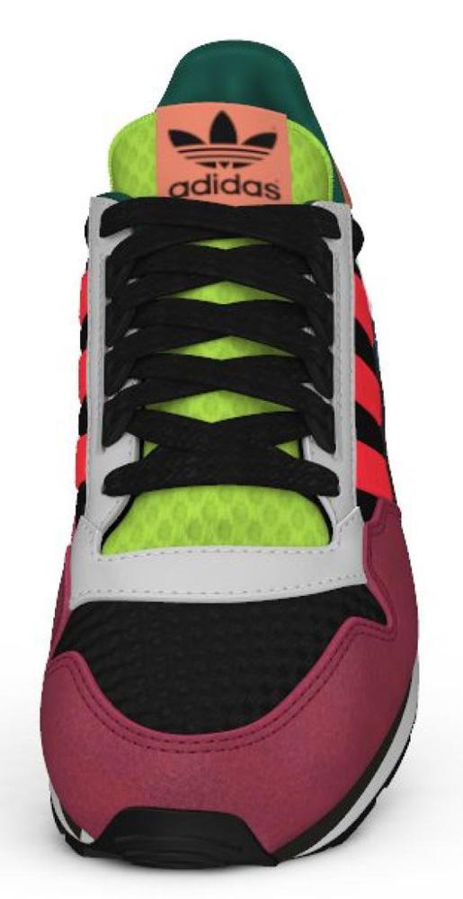 adidas originals zx 500 kids Green