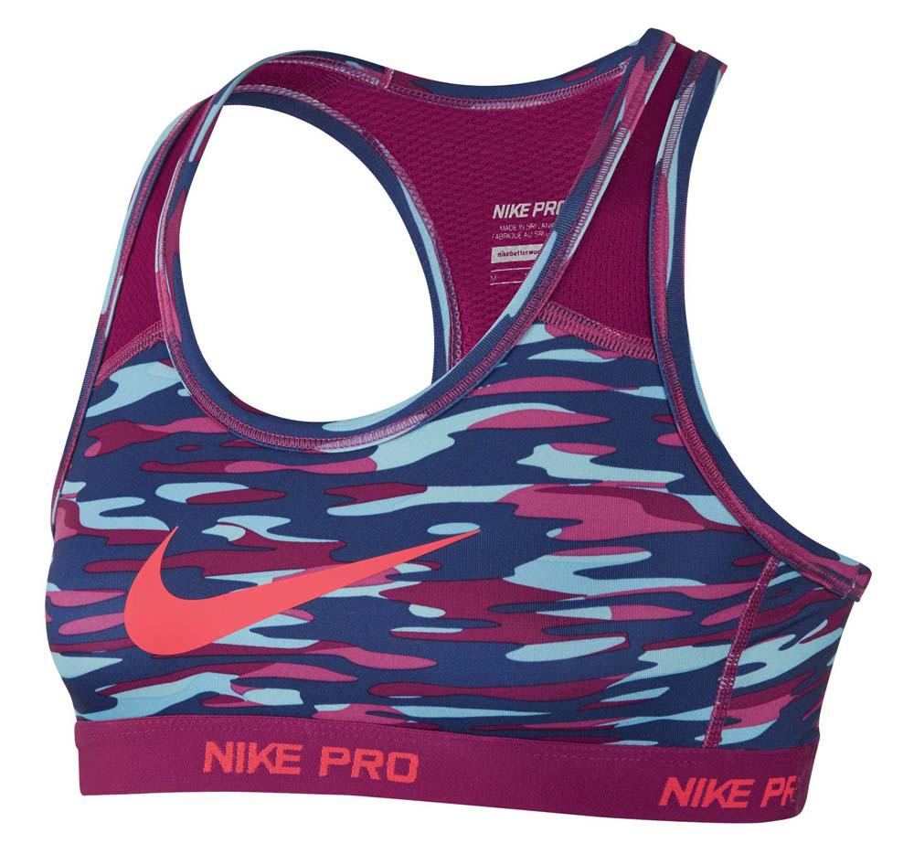 8b31d99520402 Nike Ya Hypercool Allover Print Bra Youth Girl