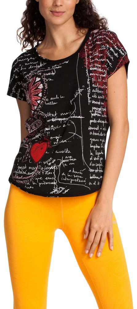 Desigual T Shirt Helice