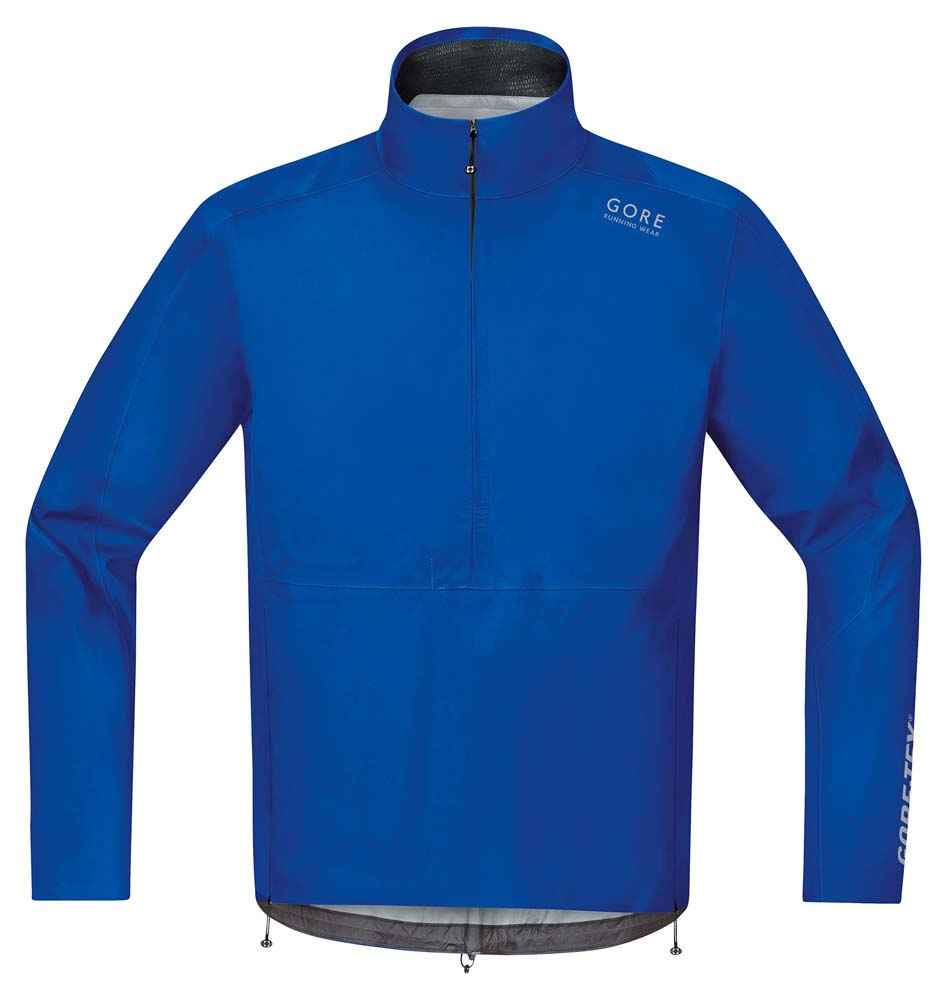 Gore running Jacket Air Gore Tex Active Half Zip