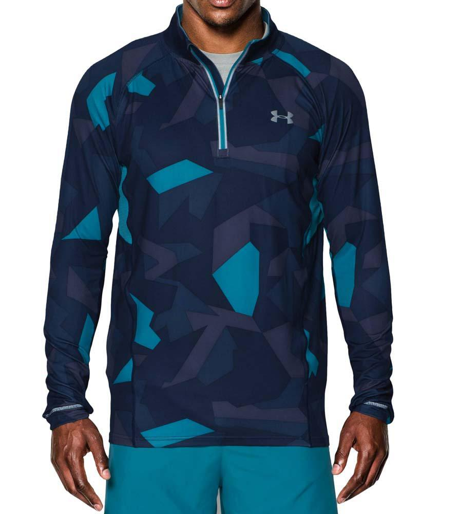 Under armour Launch Printed 1/4 Zip