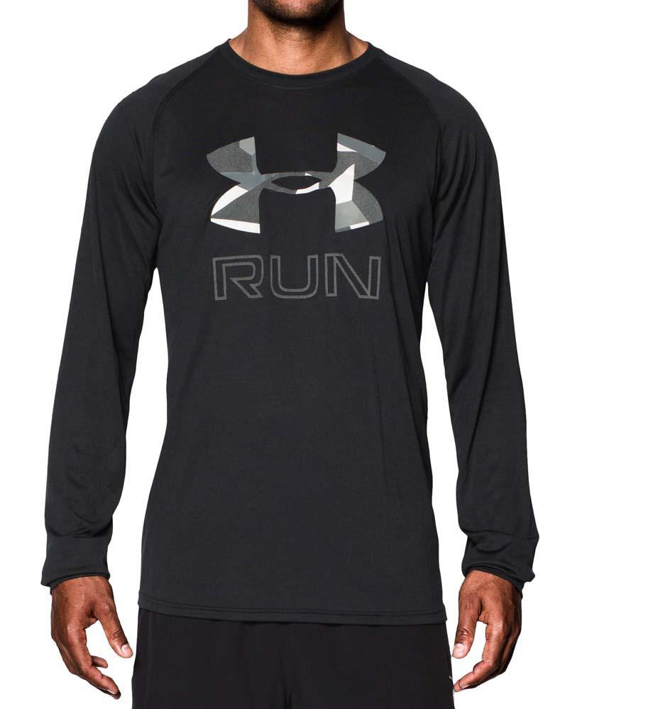 Under armour Run Big Logo Fill L/S
