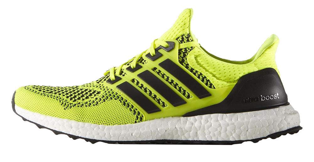 adidas ultra boost green