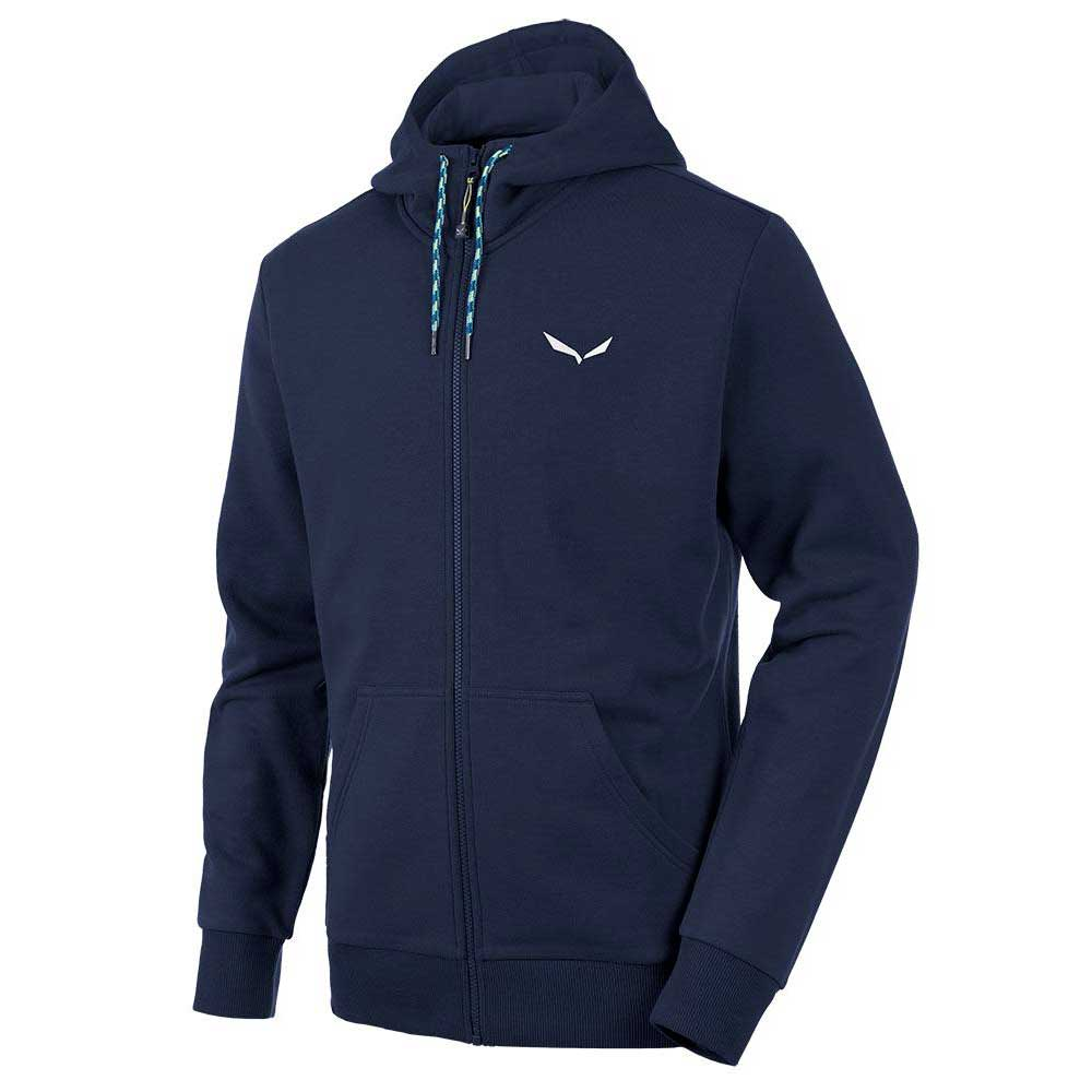 Salewa Solidlogo 2 Co Full Zip Hoodie
