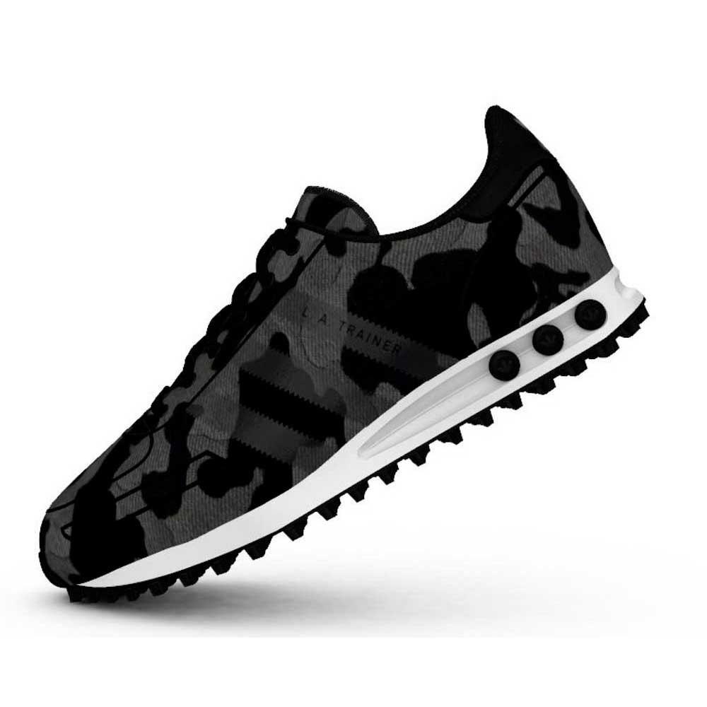 La Trainer Adidas Noir