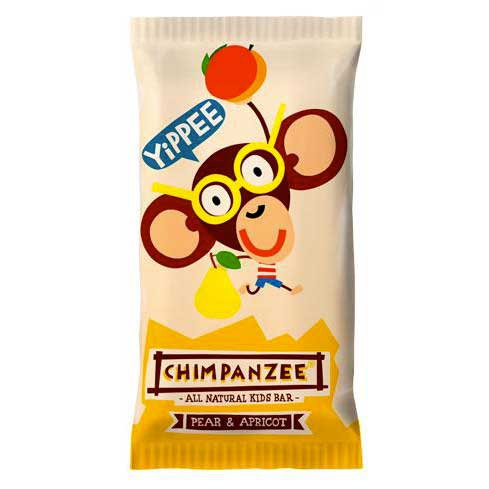 Chimpanzee Yippee Bar Pear And Apricot 35 g