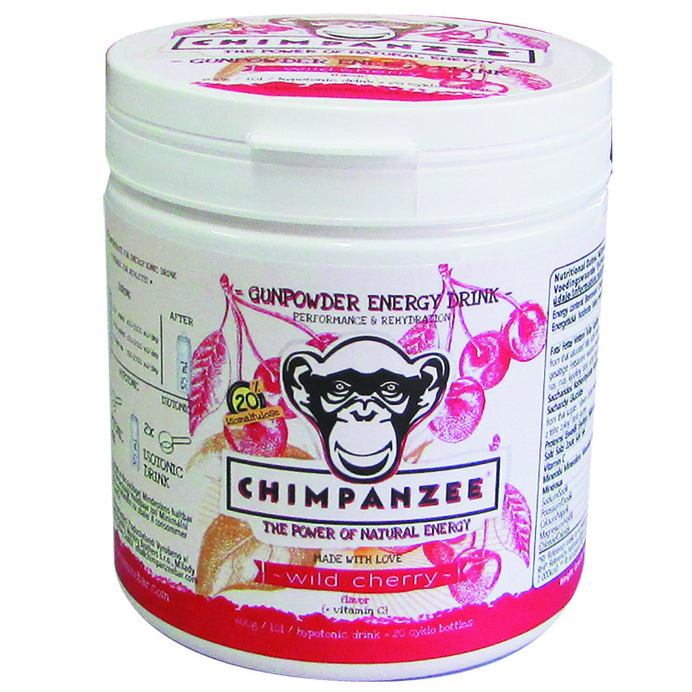 Chimpanzee Soluble Bucket Cherry 600gr