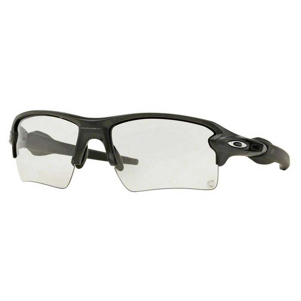 759490a6f9 Oakley Flak 2.0 XL Steel W  Clear To Photochromic Black