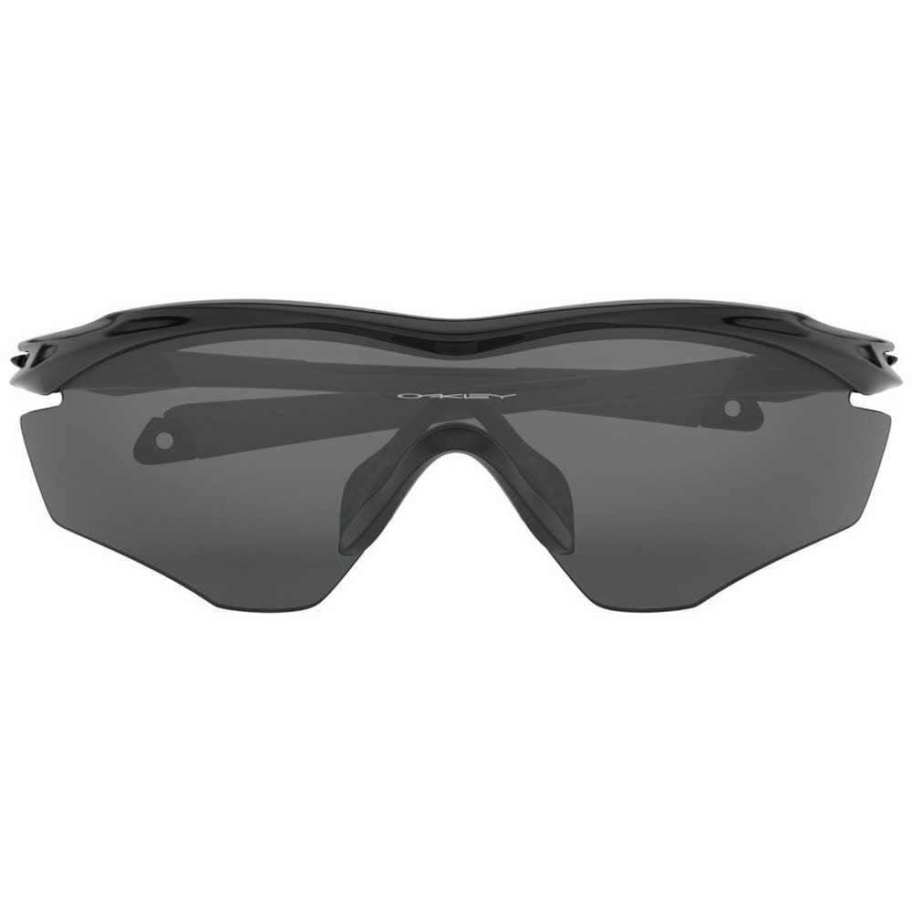 M2 Frame XL Polished Black Sunglasses