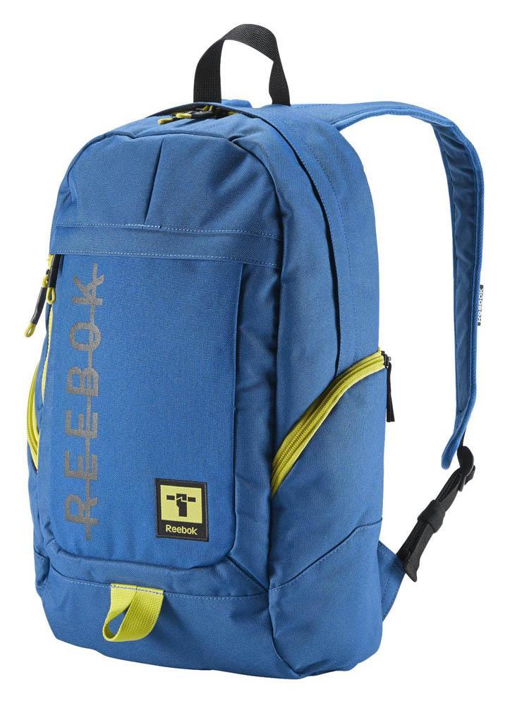reebok backpack yellow