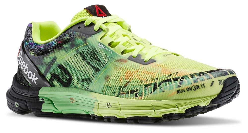 Mens Reebok Men's One Cushion 3 0 AG Running Shoe On Sale Online Size 47