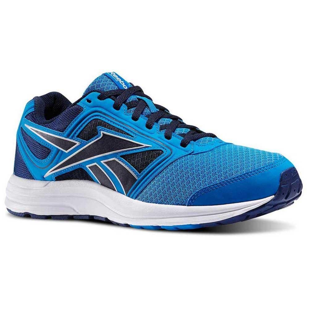 Reebok Zone Cushrun   Navy Blue Running Shoes